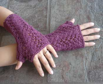 Cascade 220 Fingerless Gloves For Adults And Toddlers