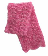Mohair Lace Scarf 200 Mohair Knitting Patterns